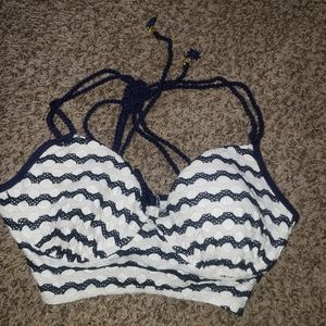 Sperry bathing suit top